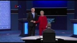 Debat Pertama Capres AS