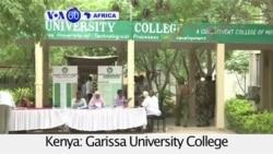 VOA60 Africa - Kenya: Garissa University College reopens