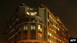 В этом здании находится московский офис компании BP