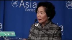 """VOA连线(方冰):前香港政司陈方呼吁美国关注香港""""一国两制""""遭破坏"""