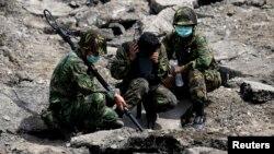 Các công tố viên ở Cao Hùng đã phái một toán 11 nhân viên để điều tra hai công ty bị nghi có đường ống dẫn khí Propylene bị rò rỉ hôm thứ Năm.