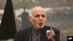 غني وايي افغانستان به هیڅکله د پاکستان تر سیاسي واک لاندې نشي
