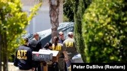 Seorang mantan penembak Marinir AS menembak mati empat orang di Florida, AS. (Photp: Reuters)
