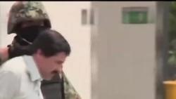 2014-02-23 美國之音視頻新聞: 墨西哥大毒梟古茲曼被捕