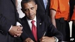 바락 오바마 미국 대통령. (자료 사진)