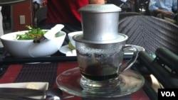 Cà phê Việt Nam. Hình minh họa.
