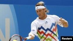 Nalbandian, número 39 del mundo, se disculpó por el incidente.