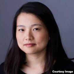 """国际组织""""人权观察""""的中国研究员王亚秋"""