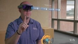 High-tech HoloLens Gets Down to Business