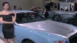 中国人爱豪华车 汽车商大获其利