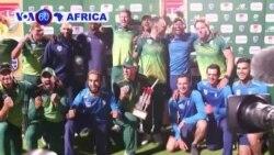 Ikipi ya Cricket y'Afurika y'Epfo Yatsinze Iya Pakistani