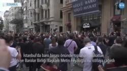 Avukatların Barolar Birliği Başkanı Feyzioğlu'na Tepkisi Sürüyor