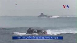 Mỹ kêu gọi Hàn Quốc lên tiếng về hành vi của TQ ở Biển Đông
