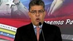 Estados Unidos rechaza acusaciones de Venezuela