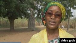 Amina Hanga. (Foto: VOA/Ifiok Ettang)