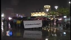 Marshim kundër ngacmimit seksual të femrave