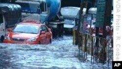 Bangkok Faces Grim Future as Waters Rise