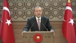 ترکیه حملات هوایی علیه داعش در سوریه را تعلیق کرد