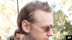 WikiLeaks founder Julian Assange (file photo)