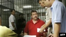 Виктор Бут в таиландской тюрьме.