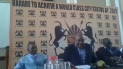 Harare Mayor Responds to Criticism Over Dirty City Water