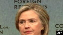 Clinton Batı Şeria Konusunda Uyardı