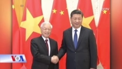Trọng - Bình ký kết 15 văn kiện 'quan trọng' ở Bắc Kinh