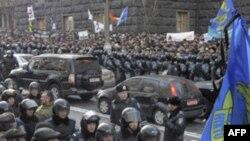 Міліція проти чорнобильців