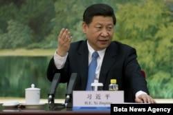 习近平在2012年12月5日