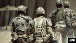 Əfqanıstanda bomba hücumları zamanı NATO-nun üç əsgəri həlak olub