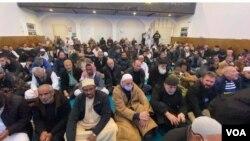 Muslimiinta Melbourne oo ciidaya