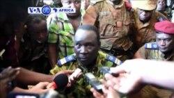 VOA60 Afirka: Isaac Zida Shugaban Burkina Faso Yace Zasu Mika Mulki ga Kwamitin Rikon Kwarya, Burkina Faso, Nuwamba 03, 2014