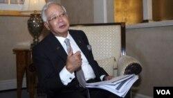 Komisi anti-korupsi Malaysia membersihkan nama PM Najib Razak dari tuduhan korupsi (foto: dok).