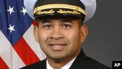 美国海军第七舰队军官迈克尔•万那克•米西维兹