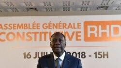 Cote d'Ivoire: RHDP politiki djekoulou ton ye ouw ka djamana tigui danka Amadou Ngon Couloubali soukandi.