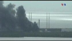 Mỹ: Nổ tên lửa tại Florida