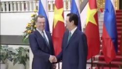 Thủ tướng Nga thăm VN, xúc tiến ký thỏa thuận thương mại tự do
