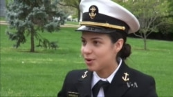 Prva Crnogorka na američkoj Pomorskoj akademiji