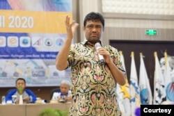 Presiden Konfederasi Serikat Pekerja Indonesia ( KSPI) Said Iqbal. (Foto: KSPI)