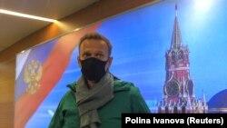 Ruski opozicionar Aleksej Navalni vratio se u Moskvu 17. januara 2021.