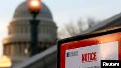 Library of Congress shutdown