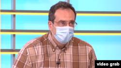 Arhiva - Imunolog Srđa Janković tokom gostovanja na TV Prva