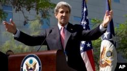 美國國務卿克里