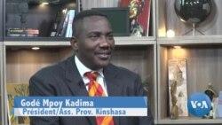 Le président de l'Assemblée provinciale de Kinshasa parle de la corruption