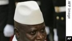 Gambia Opposition Rejects Jammeh's Graft Fight