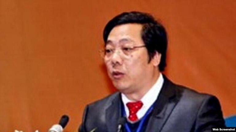 Thứ trưởng Ngoại giao Việt Nam Nguyễn Thanh Sơn.