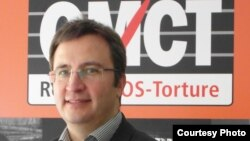 Ông Gerald Staberock Tổng thư ký của tổ chức OMCT