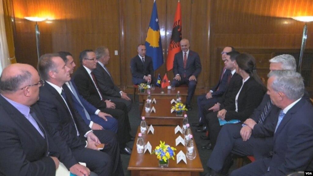 Rama-Haradinaj: të fitojmë kohën e humbur