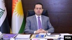 ڕێباز حەملان دارایی و ئابوری حكومەتی هەرێمی كوردستان