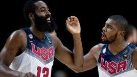 SHBA, fituese e Kupës Botërore në Basketboll